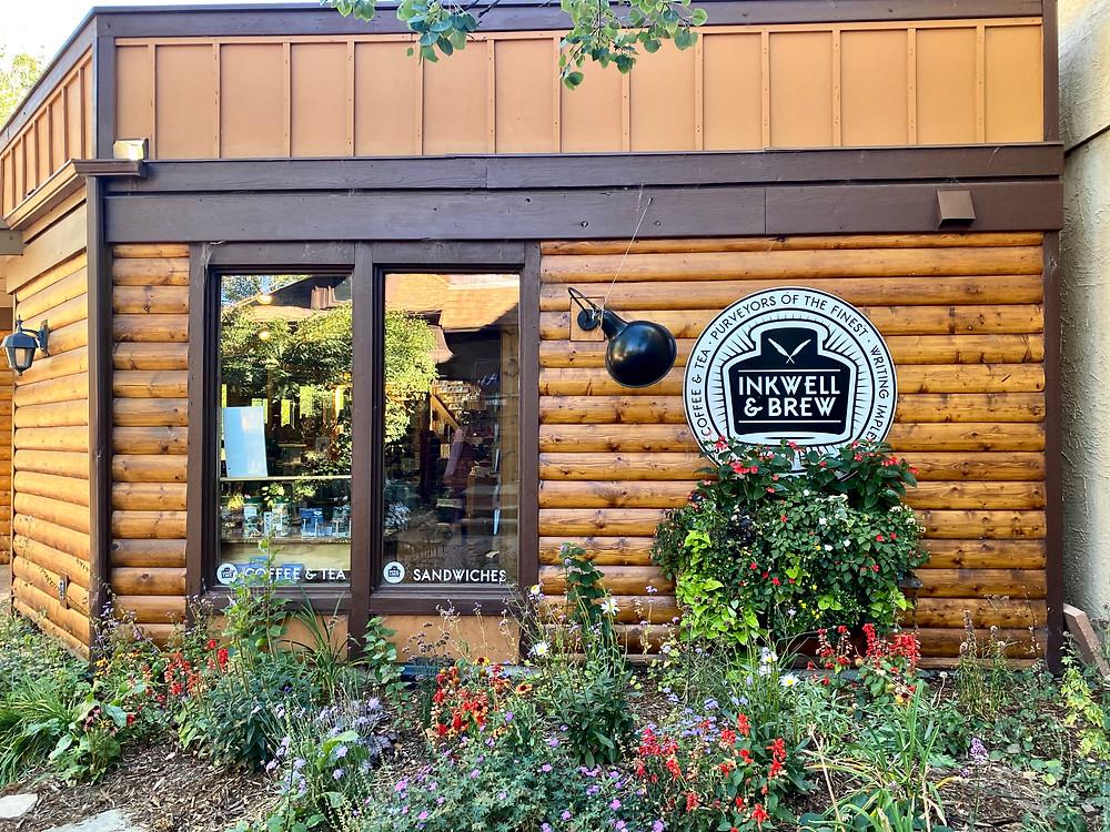 cute cafe in Estes Park