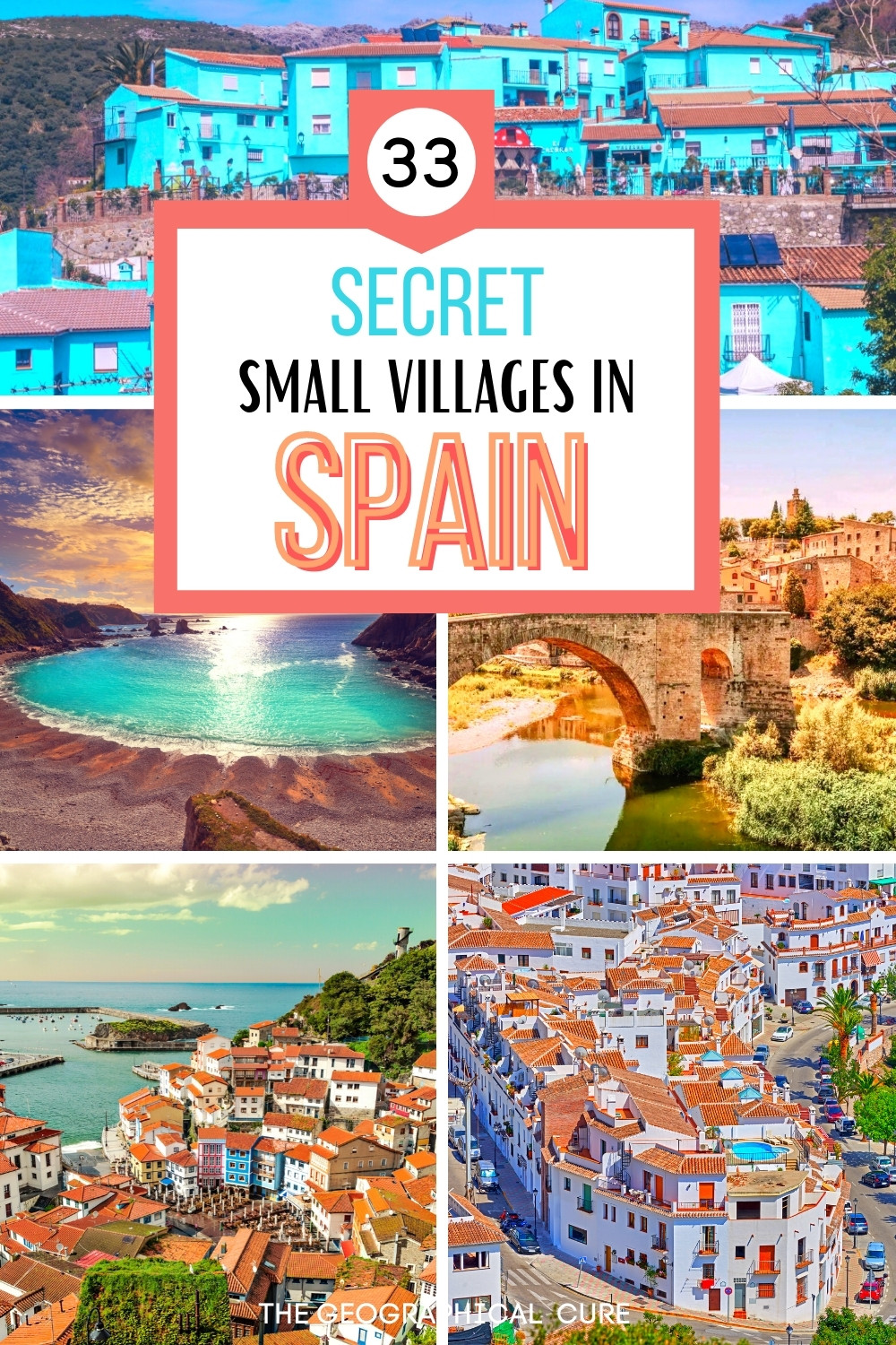 33 secret hidden gems in Spain