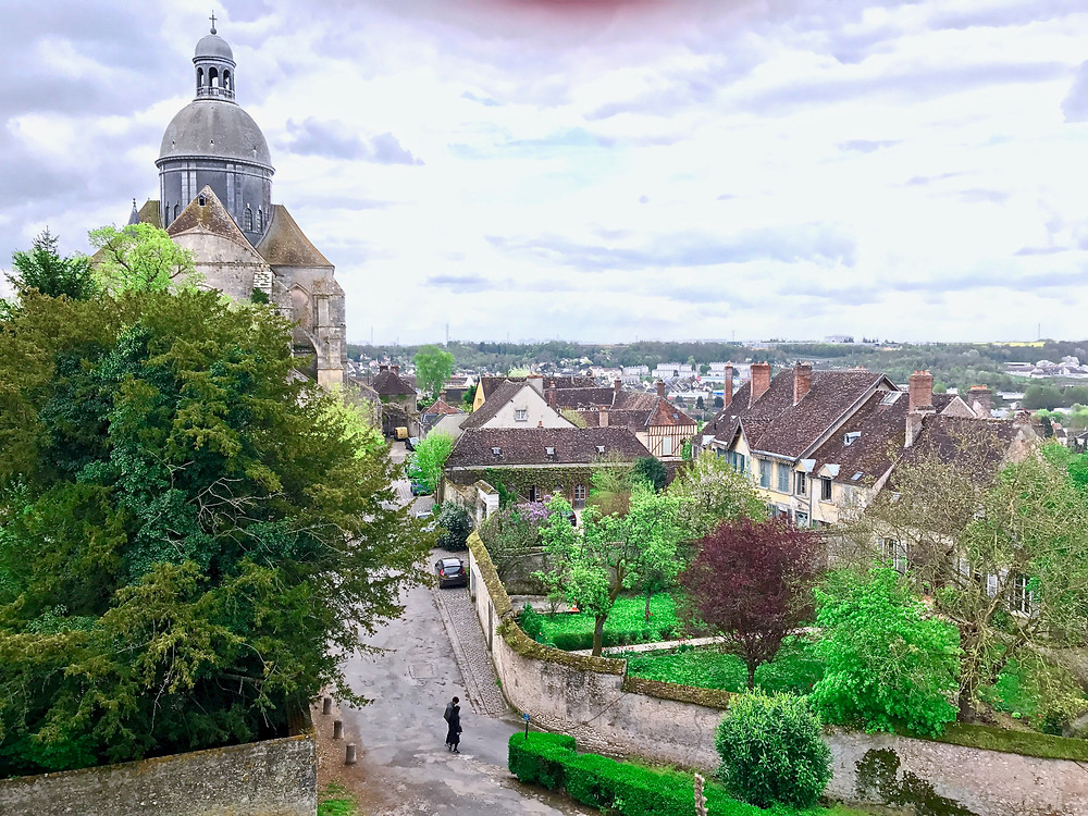 medieval town of Provins