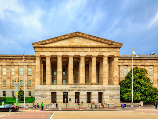 Visitor's Guide To The National Portrait Gallery In Washington D.C