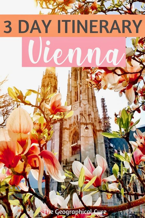 ultimate guide to Vienna Austria in 3 days