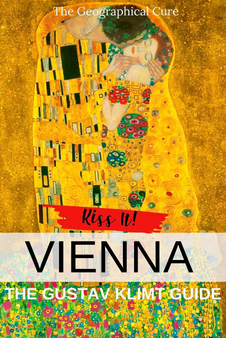 The Gustav Klimt Guide to Vienna, where to see all the paintings of Austria's most famous painter.