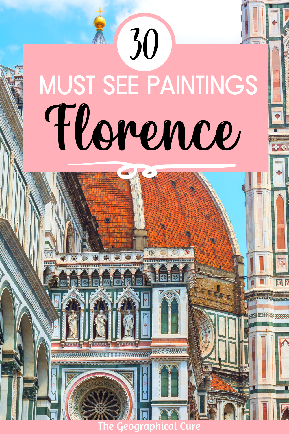 30 Must See Paintings in Florence Italy