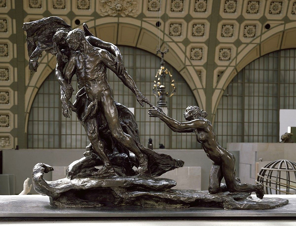 Camille Claudel, The Age of Maturity, 1895