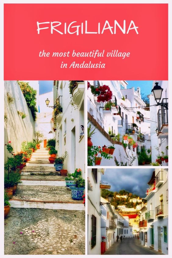 Frigiliana, the Prettiest Village in Spain
