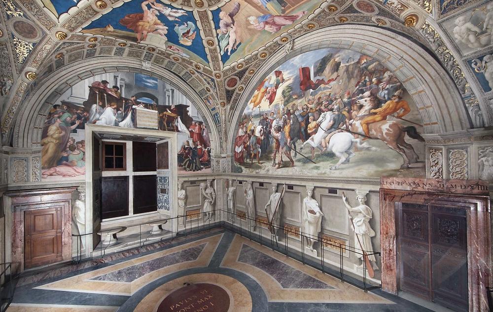 Room of Heliodorus