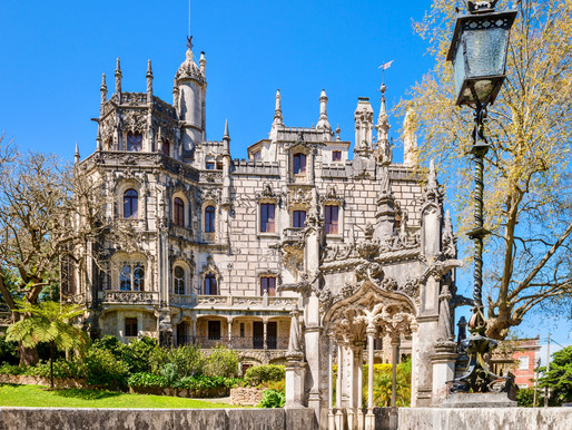 Guide To the Mysterious Quinta da Regaleira in Sintra Portugal