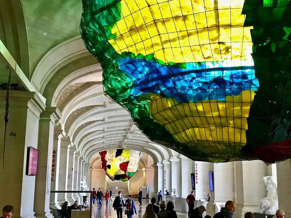 Palais des Beaux Artes museum in Lille