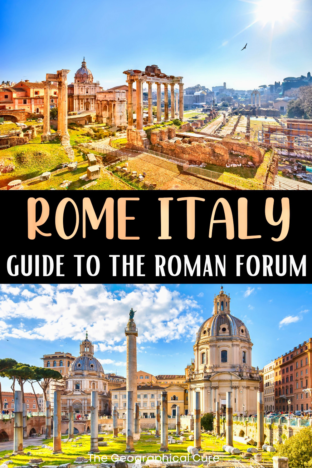 ultimate guide to The Roman Forum