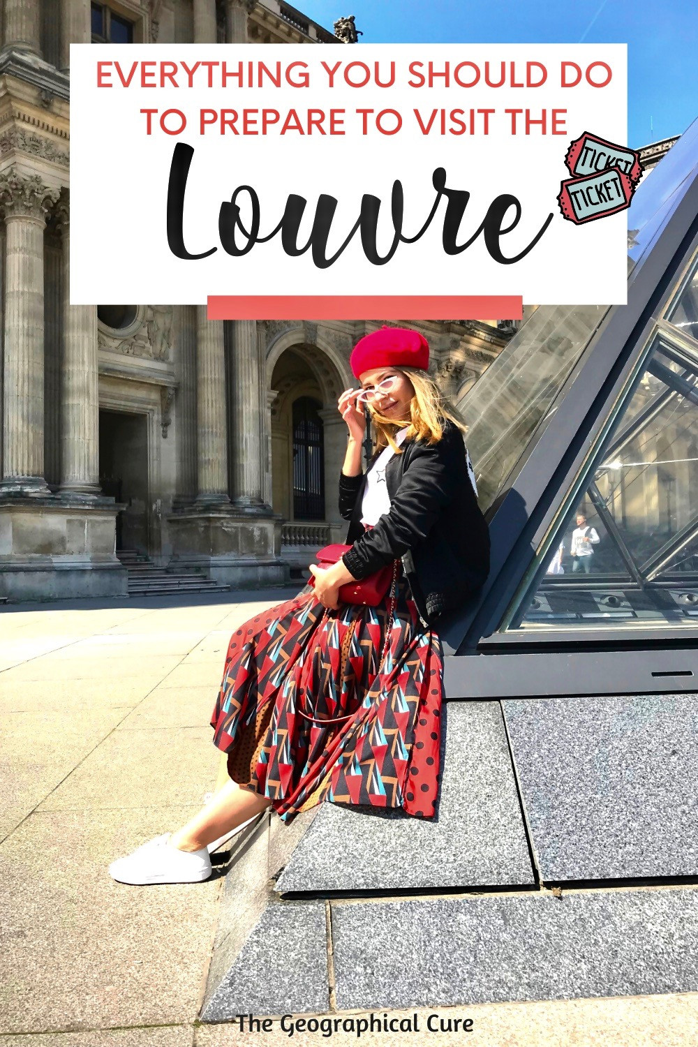 Ridiculously Useful Tips For Visiting the Louvre Museum in Paris