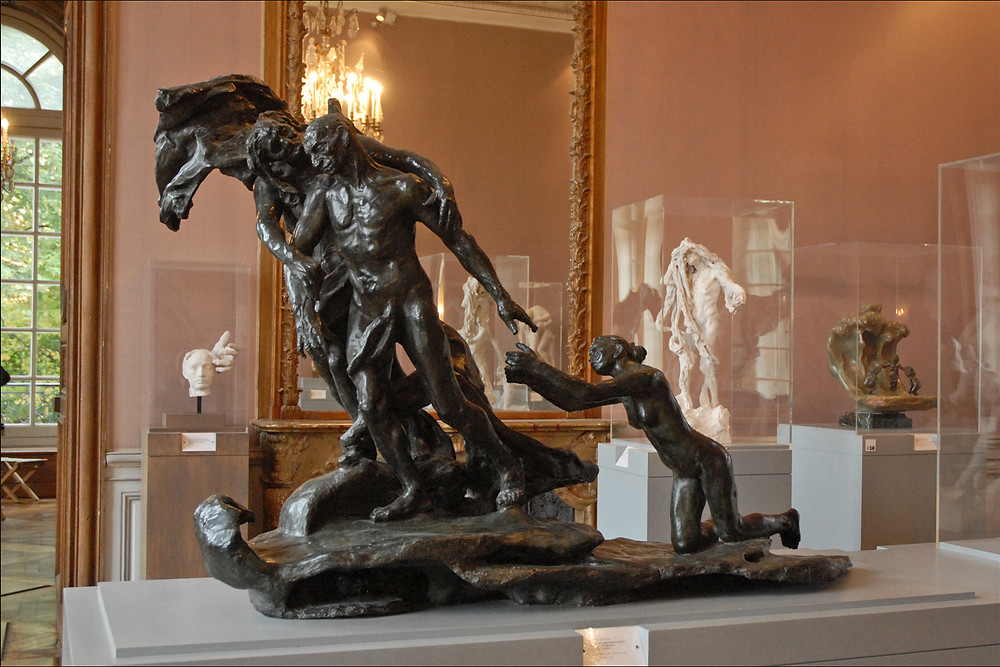 Camille Claudel, The Age of Maturity -- at the Rodin Museum