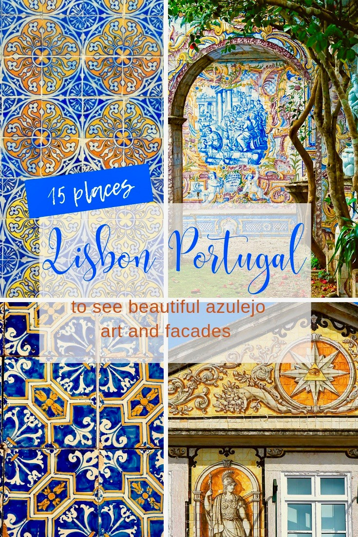 A Guide to Lisbon's Azulejos
