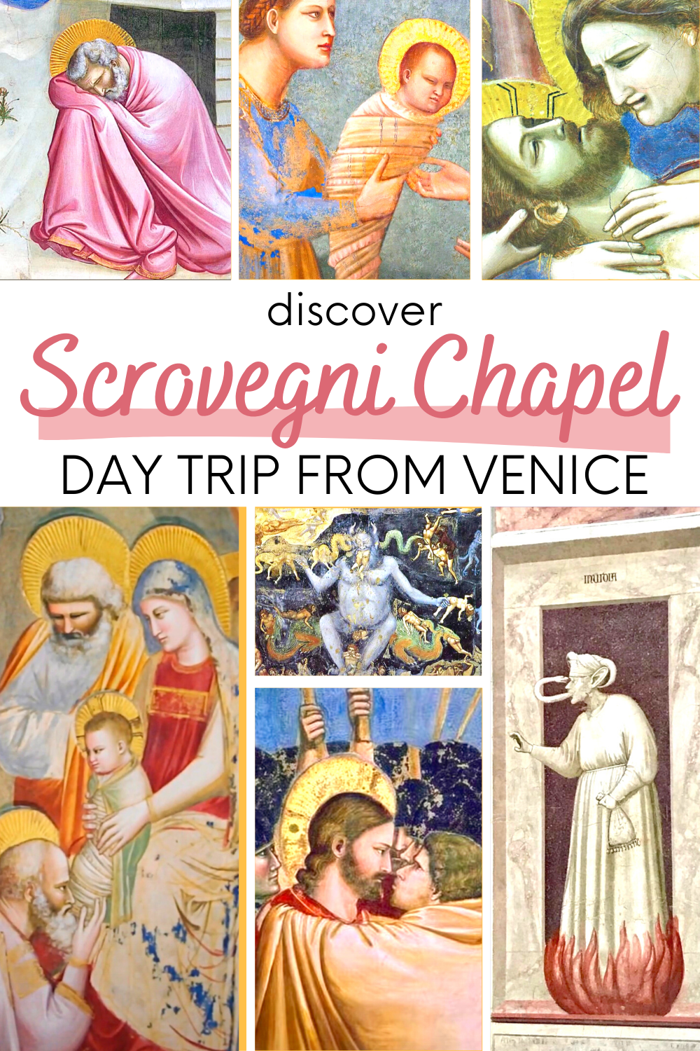 Complete Guide To Visiting the Scrovegni Chapel, Giotto's Magnificent Masterpiece in Padua Italy