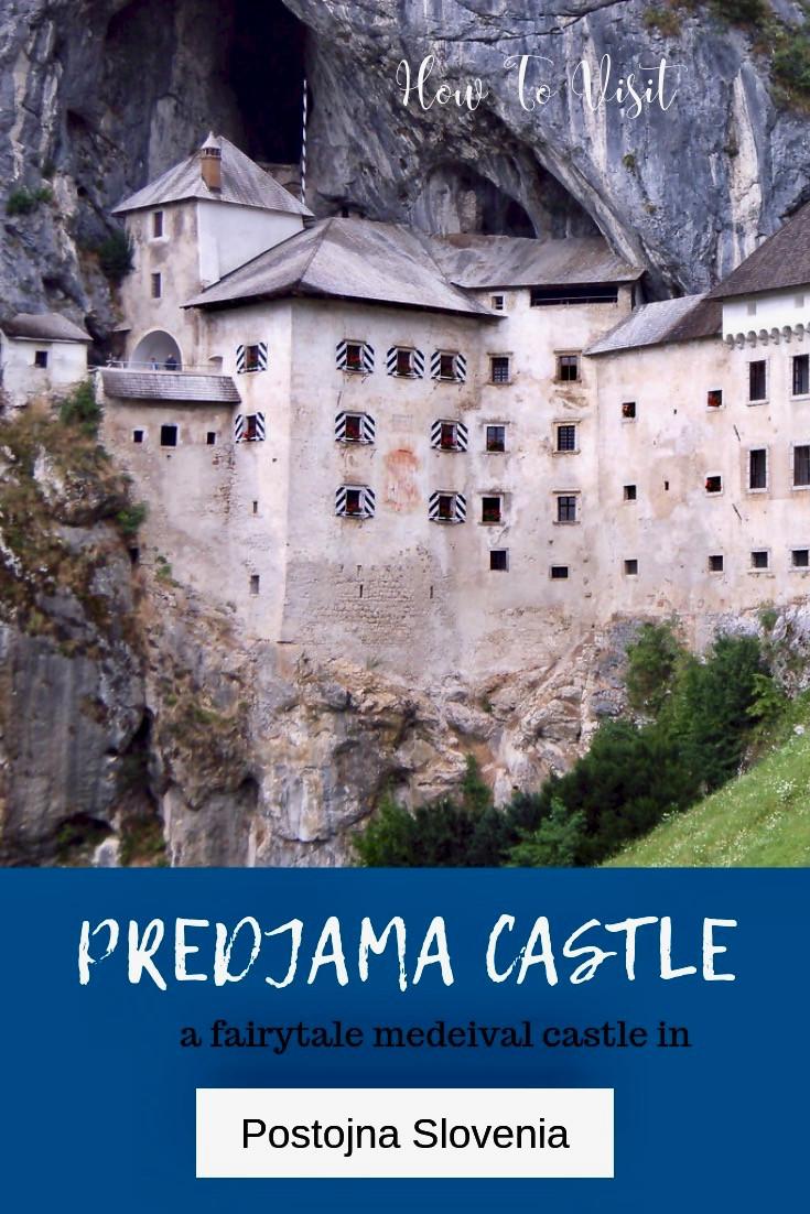 Predjama Castle: A Fairytale Cave Castle in Slovenia