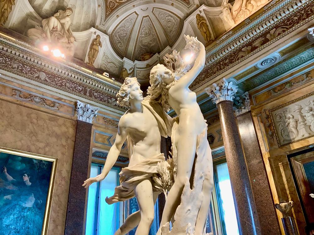 Berini, Apollo and Daphne, 1625
