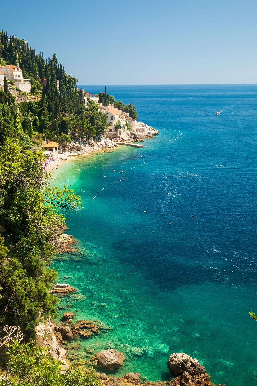Sveti Jakov Beach, just 8 minutes from Dubrovnik
