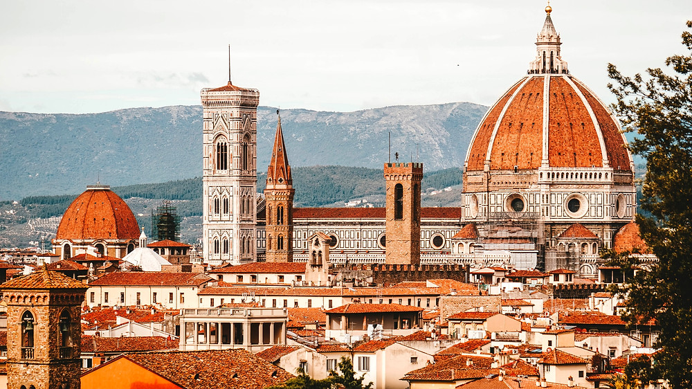 Florence's Duomo and Brunelleschi's iconic dome