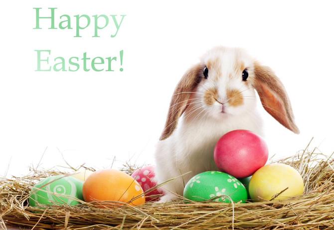 Easter. Пасха. Как поздравить на английском и русском. How to wish Happy Easter in Russian language