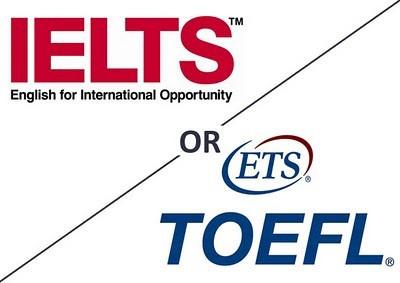 В чем разница между IELTS и TOEFL?