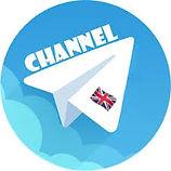 английский канал телеграм