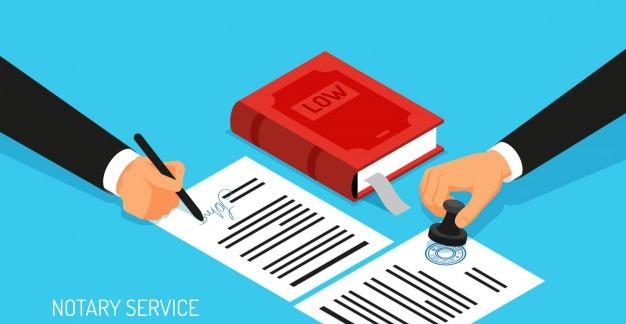 Нотариальное заверение документов