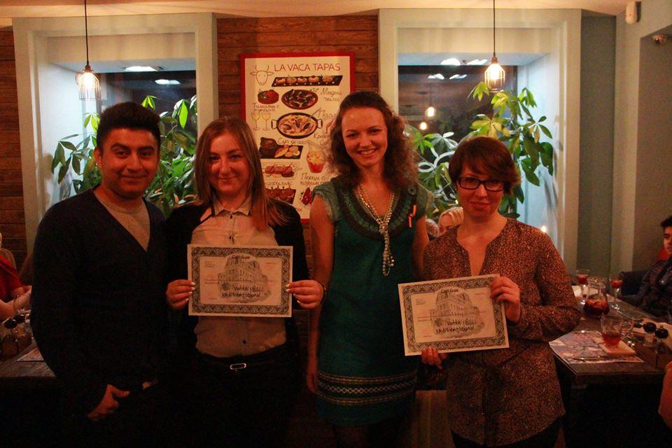 Certificates сертификаты