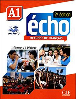 французский учебник écho A1