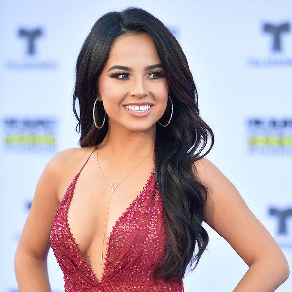 Интервью Becky G: Si un hombre puede hablar de sexo, ¿por qué yo no? Адаптированные испанские тексты