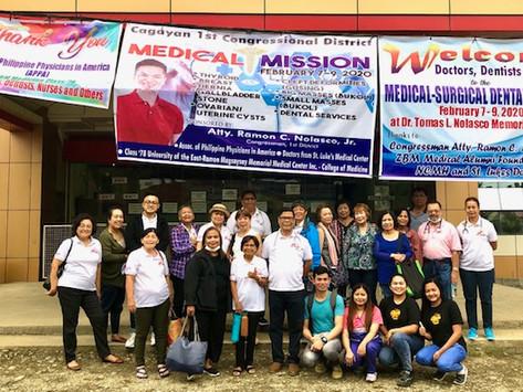 Gattaran, Cagayan Medical, Surgical, and Dental Mission 2020