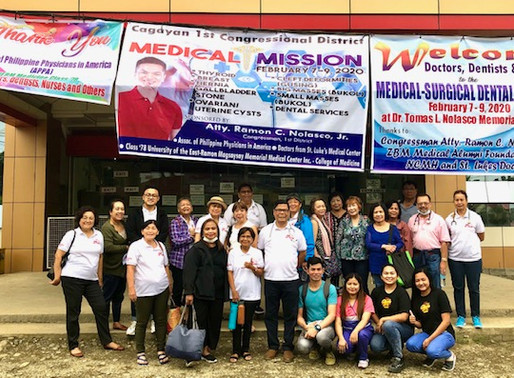 Gattaran, Cagayan Medical, Surgical, and Dental Mission 2020