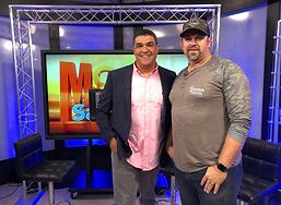 Marcus Preciado and Cielo Sports interview witih Good Morning San D