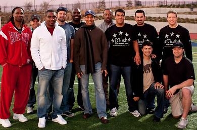 Cielo Sports with Marcus Preciado and Superfest team