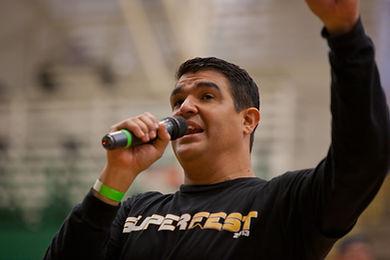 Marcus Preciado hosts Superfest