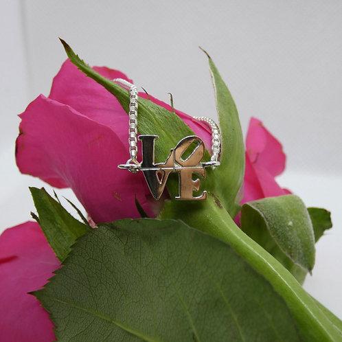 The Love Bolo Bracelet