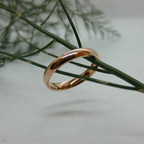 Rose Gold Comfort Band