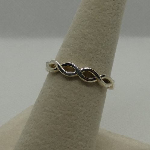 Infinity Inspired Ring