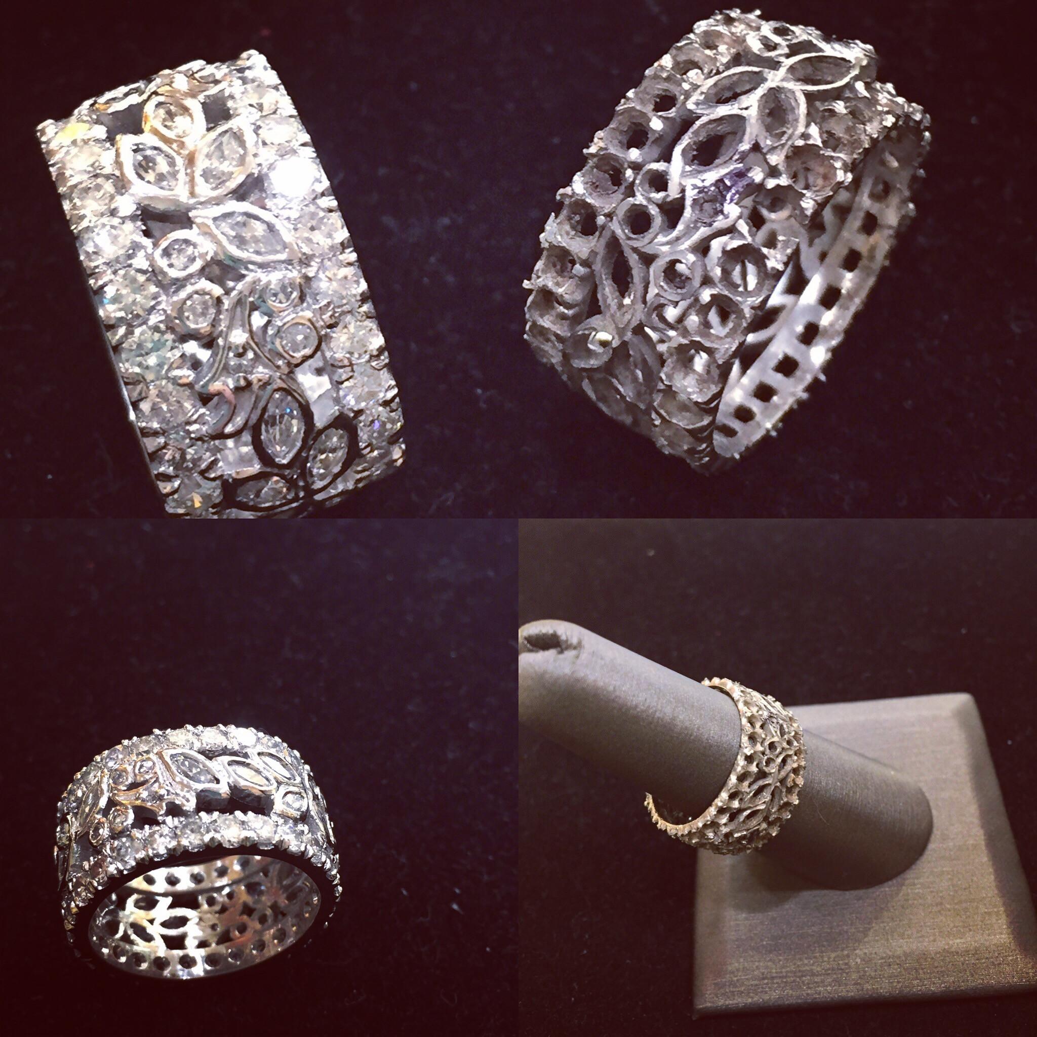 Wedding & Engagement Ring Restoration