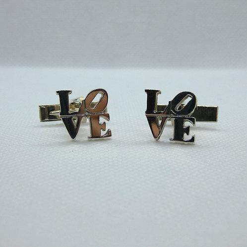 The Love Cufflinks