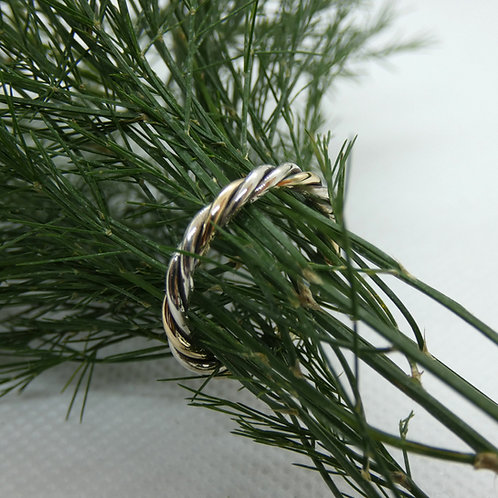 Two Tone Rope Style Band