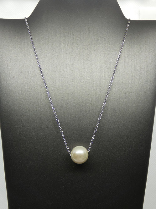 Sterling Silver Single Freshwater Pearl