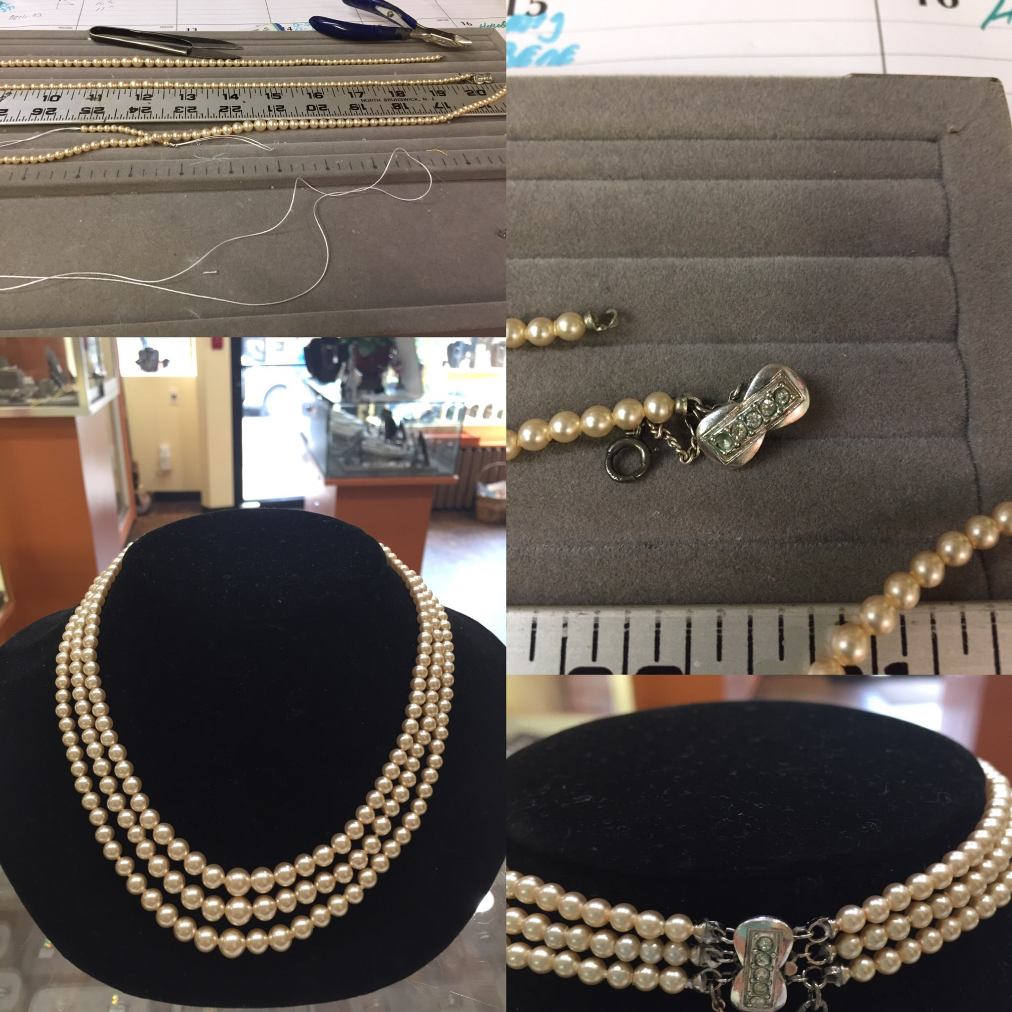 Pearl and Bead Stringing Consultation
