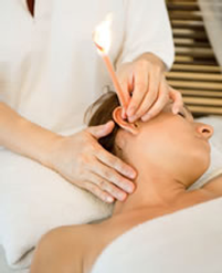 Ear Candling beauty training, Southport