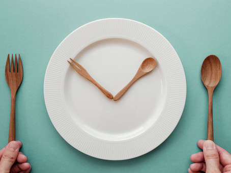 Re-Charge Your Metabolism With Intermittent Fasting