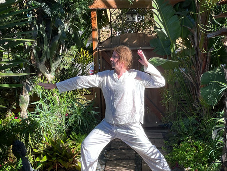 Balancing Yourself With Qi Gong