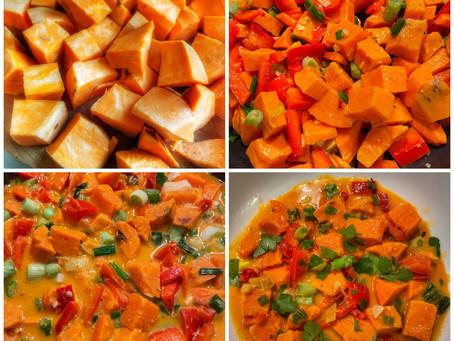 Thai Sweet Potato Curry