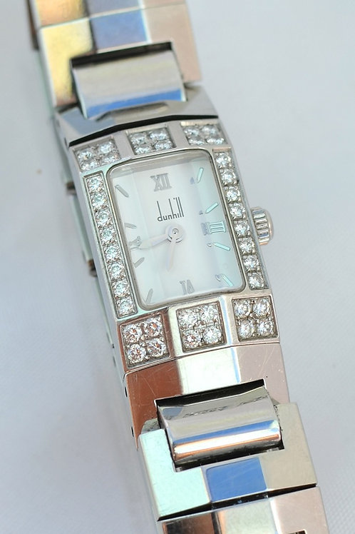 Dunhill Faceted Watch