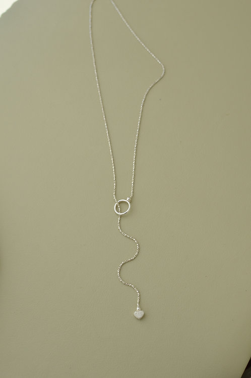 Babygirl Lariat Necklace