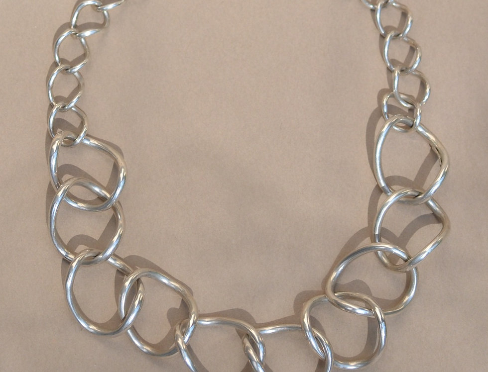 Helix Chain Necklace