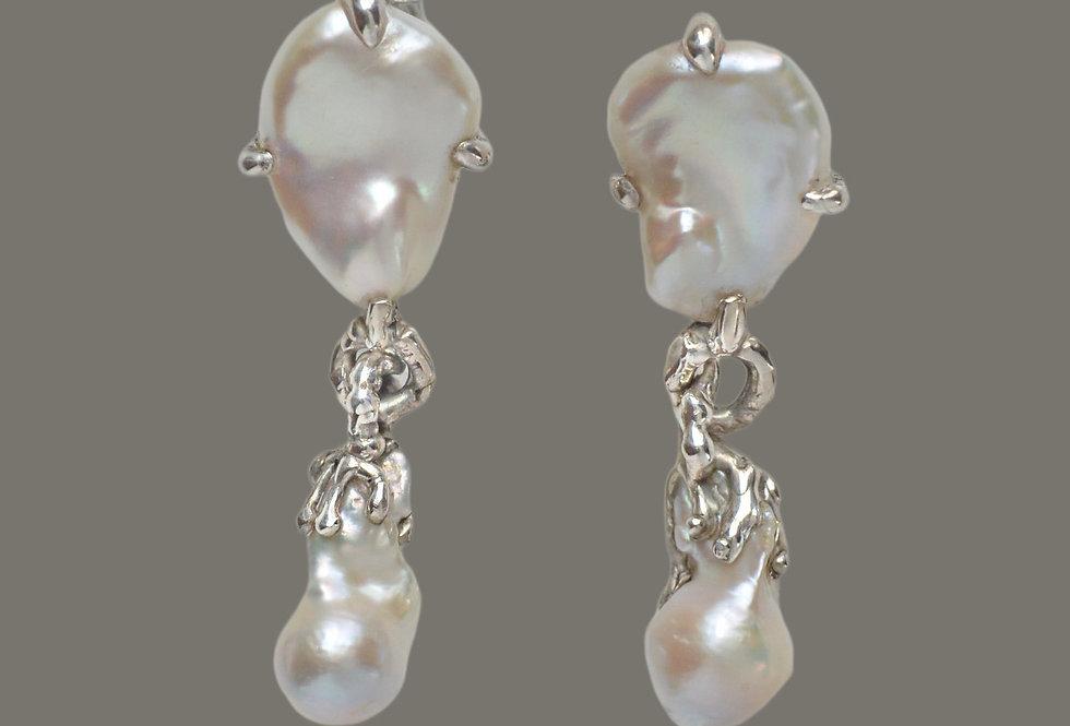 Drippy Chandelier Earrings
