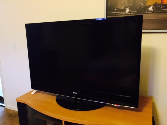 Larger TV's